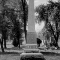 SR150 Andrew Lewis Monument