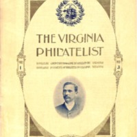 The Virginia Philatelist, Volume 1, Issue 3