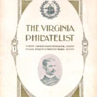 The Virginia Philatelist, Volume 1, Issue 10