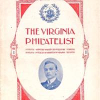The Virginia Philatelist, Volume 1, Issue 11