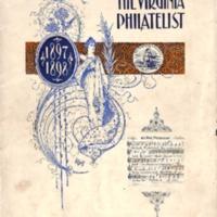 The Virginia Philatelist, Volume 2, Issue 1