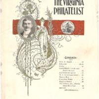 The Virginia Philatelist, Volume 2, Issue 2