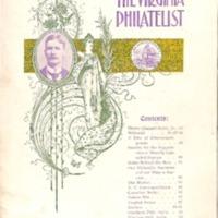 The Virginia Philatelist, Volume 2, Issue 3