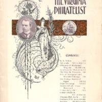 The Virginia Philatelist, Volume 2, Issue 7