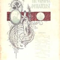The Virginia Philatelist, Volume 2, Issue 8