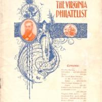 The Virginia Philatelist, Volume 2, Issue 11