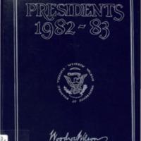 Presidents 1982-1983