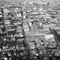 UC 21 Aerial of Downtown