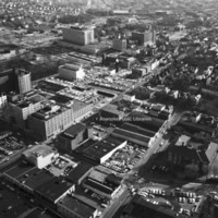 UC 22 Aerial of Downtown