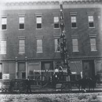 FE028 Fire Ladder