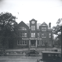 FE124 Commerce Street School