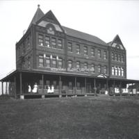 FE188 Burrell Memorial