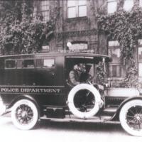 FE250 Police Car