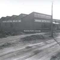 FE269 Roanoke Knitting Mills