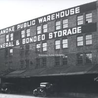 FE271 Roanoke Public Warehouse