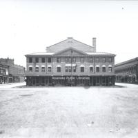 FE273 Market Building