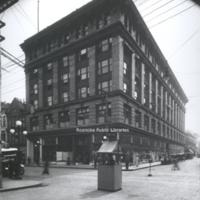 FE288 McBain Building
