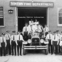 RVNH4048 Vinton Fire Department