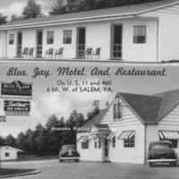 RVNH40208 Blue Jay Motel