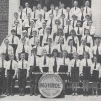 RVNH40427 Monroe Junior Band