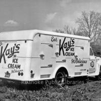 Davis 48.31 Kay's Ice Cream Truck