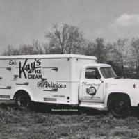 Davis 48.31b Kay's Ice Cream Truck