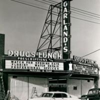 Davis 48.622 Garland's Drugstore