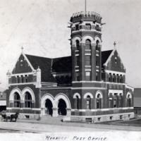 Davis 12.1 Roanoke Post Office