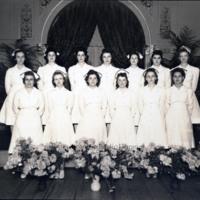 Davis 14.481 Lewis-Gale Hospital Nursing Class