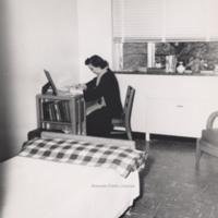 Davis 14.83 Nurse's Room