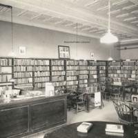 Davis 15.61 Gainsboro Library Interior