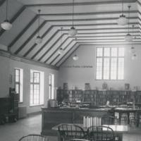 Davis 15.611 Gainsboro Branch Library