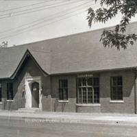 Davis 15.615 Gainsboro Branch Library