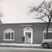 Davis 15.625-1 Melrose Branch Library