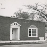 Davis 15.625-2 Melrose Branch Library