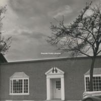 Davis 15.625-3 Melrose Branch Library