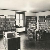 Davis 15.631 Virginia Heights Book Station