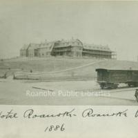 Davis 16.2011 Hotel Roanoke, 1886