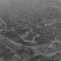 Davis 16.209 Hotel Roanoke Aerial