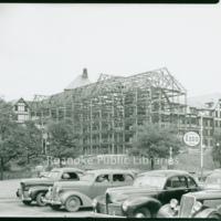 Davis 16.23 Hotel Roanoke Construction