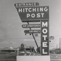 Davis 16.731 Hitching Post Motel