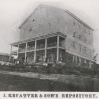 Davis 2.22 J. Kefauver & Sons Repository