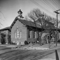Davis 22.63 Trinity Methodist Church