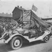 Davis 4.21 American Viscose Car Parade