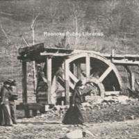 Davis 41.3 McClanahans Mill Flume