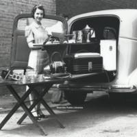 Davis 43.1262  AEP Appliance Demonstration Van