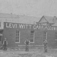 Davis 45.52 Levi Witt Carriage & Wagon