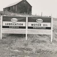 Davis 46.3 Esso Sign