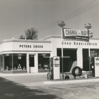 Davis 46.325 Peters Creek Esso