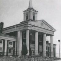 Davis2 8.51 Botetourt County Courthouse